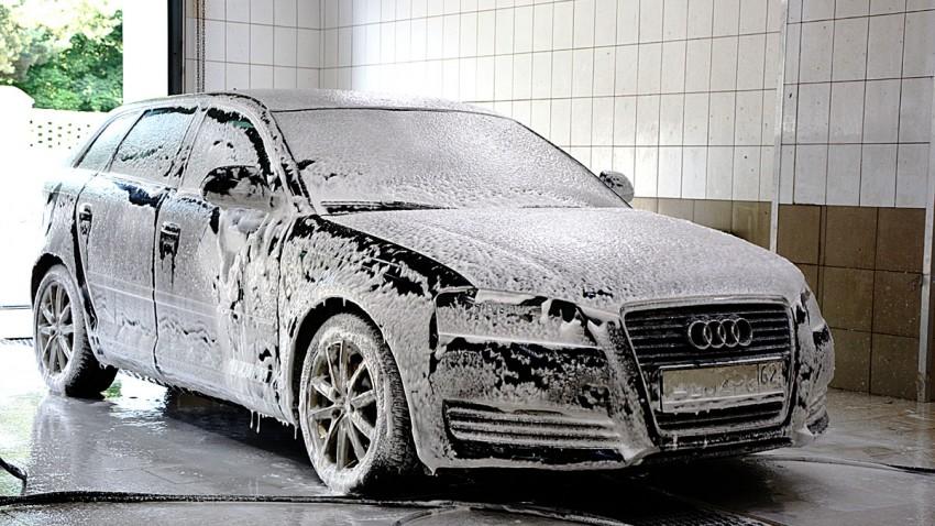 Мойка и полировка авто